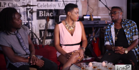 The Miss P Show – Mr Leo and Salatiel Play I Have Never