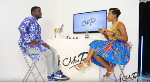 LOIC NKONO (NDEM DU TAKESH) on The Miss P Show