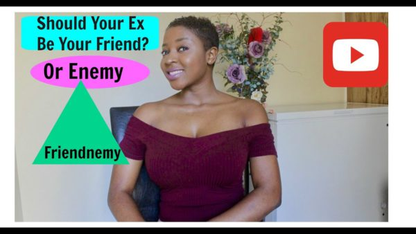 Should Your Ex Be Your Friend? Enemy Or Friendnemy ??? (The African Mindset)